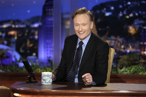 Tonight Show Conan